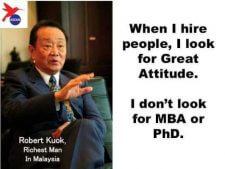 Mr.Robert Kuok