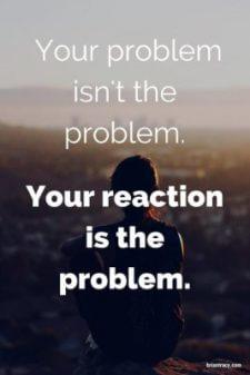 reactionistheproblem